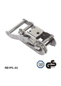 40mm Stainless Steel 304 Ratchet buckle for marine
