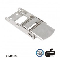 1000kg thick version side release buckle/overcenter buckle