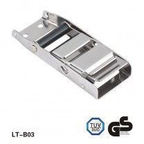 Stainless steel 304 Large Tysafe Locking Buckle with Plastic tube