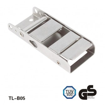 Stainless Steel Overcenter buckle for truck tie down