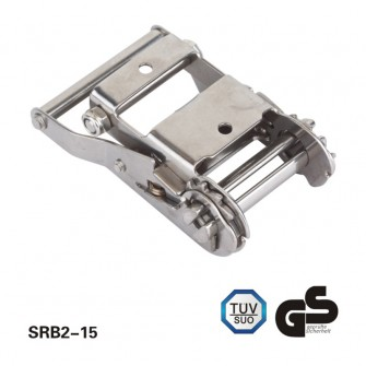 2 inch Stainless Steel 2000kg Ratchet buckle