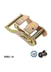 2 inch 2T light duty Ratchet buckle Steel handle