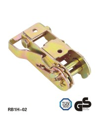 28mm 1500kg acciaio gestire inasprimento ratchet buckle
