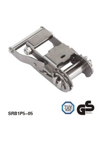 Stainless steel short Ratchet  buckle Tensioner
