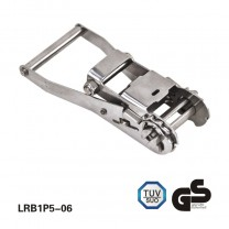 1.5 inch Stainless Steel 2000kg heavy duty long Ratchet buckle