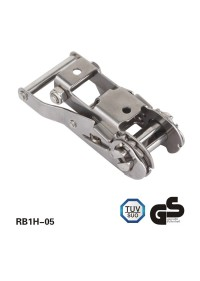 1 1/16 inch Stainless Steel 304 Ratchet buckle for truck