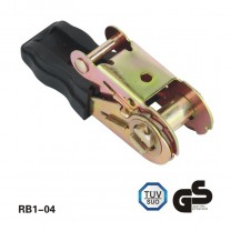 fissaggio fibbia ratchet cravatta facile presa ratchet buckle