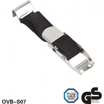 Stainless Steel 304 Curtain Buckle Polyester and Flat hook