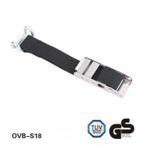 Stainless Steel tysafe Euro Buckle with strap and hook