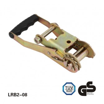 Ratchet buckle Plastic handle for secure cargo