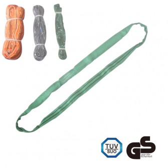 High Quality Polyester Lifting Round Webbing Sling