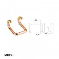 Metal Wire Claw Hook for Cargo Lashing Strap