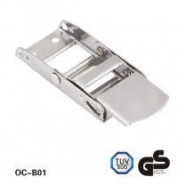 Stal nierdzewna 304 Centrum Over-light duty Buckle
