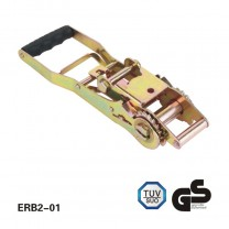 2 inch long handle adjustable ergo type reversed Ratchet buckle